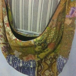 Handbags - Designer Hand Made Indonesian Bag 100% Cotton Cute